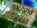 中电海湾国际一期规划图