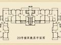 银滩•万泉城1区规划图