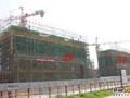 中港城工程进度