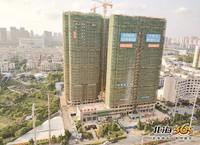 不负期望,兑现承诺!中垠悦城2#楼正式封顶!