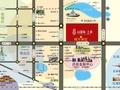 合浦山湖海•上城交通图