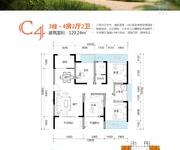 C4-3幢-4房2厅2卫