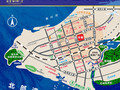 东方明都三期交通图