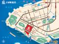 荣和•银滩蓝湾规划图