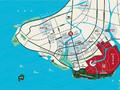 翡丽湾交通图