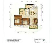 C户型2+1室2厅1卫