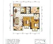 D户型2+1室2厅2卫