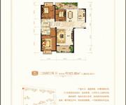 B3-35幢户型三房两厅两卫