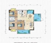 5#G1户型三房两厅两卫